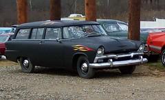 1955 Plymouth Suburban at Marshall Motors
