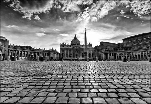 San Pietro - Rome