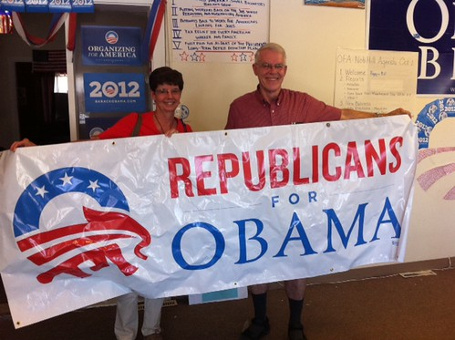 Republicans for Obama 2012