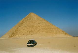 Dahshur, Red Pyramid