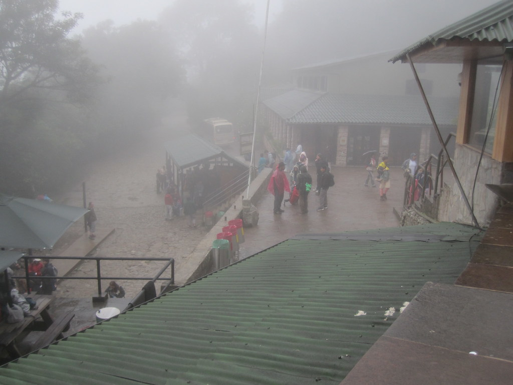 Machu Picchu Peru CheckPoint