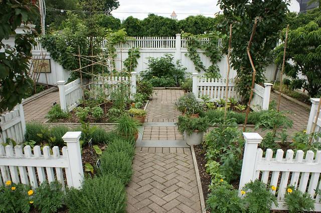 Formal herb garden design Flickr Photo Sharing