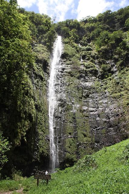 400 Foot Waimoku Falls, Maui