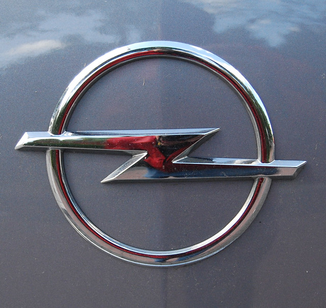 Car logo  Opel   Explo...