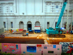Tilt Shift Construction