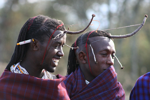 5935024898 b8fbc08e8d b Witnessing a Maasai Ceremony: An excerpt from Emily's safari journal