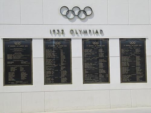 1932 Olympics photo