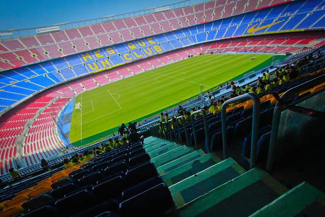 Camp Nou Experience  www.komailnaqvi.com  By: Komail.Naqvi  Flickr - Photo...