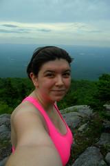 Me on Mt. Monadnock