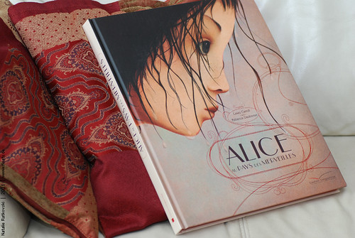 """""""Alice"""", Rebecca Dautremer"""