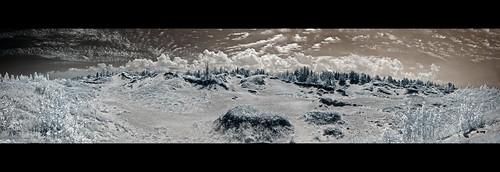 park panorama ontario ir sand pano dunes infrared pinery provincial
