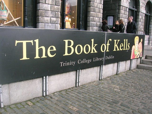 The  Book of Kells, Dublin