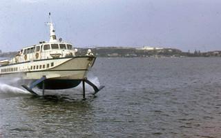 Sydney Harbour, 1968