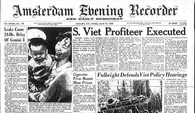 Amsterdam Evening Recorder No.173 March 14, 1966