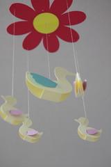 lighting(0.0), art(1.0), baby toys(1.0), flower(1.0), yellow(1.0), circle(1.0), pink(1.0), petal(1.0),
