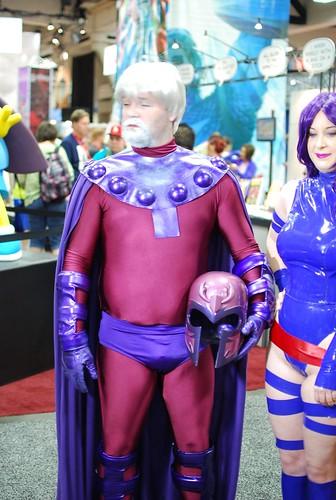 X-Men: Magneto & Psylocke