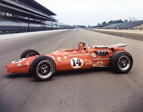 1967 - AJ Foyt