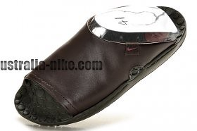 sale retailer 544d8 f1d9e Nike SB (Brown Black) Mens Slippers Shoes | www.australia-ni ...