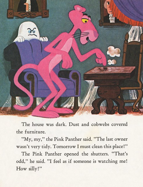 The Pink Panther in the Haunted House00007