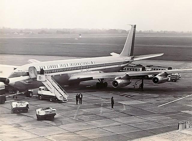 Aer Lingus      Boeing 707        EI-APG
