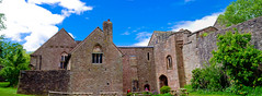 St Briavels Castle, Gloucestershire (2 of 2). By Thomas Tolkien