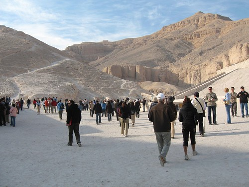 Valley of Kings, Thebes