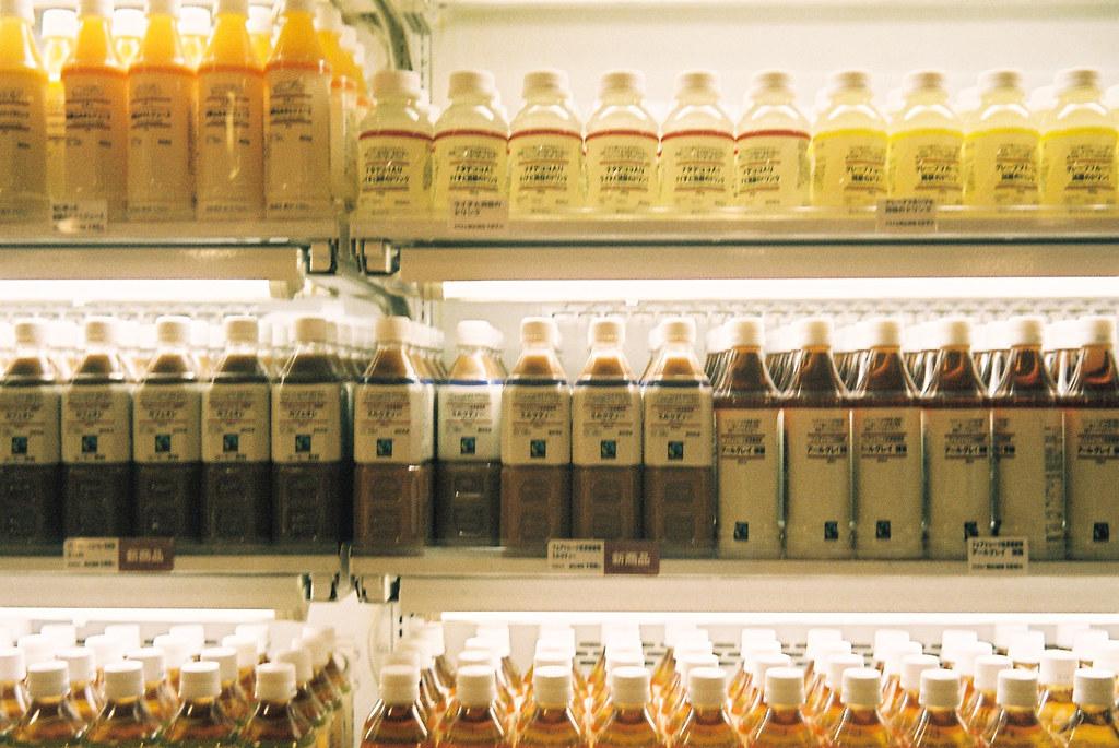 MUJIのペットボトル 2011/07/31 trip35_01_16