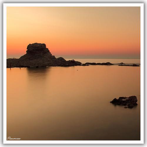 longexposure sunset sea summer italy favorite cliff beach nature water rock del italia tramonto mare estate natura papa monte acqua conero marche adriatic manfrotto adriatico ancona scogliera preferite passetto scoglio lungaesposizione seggiola canonef24105f4lisusm pescarese canoneos5dmark2