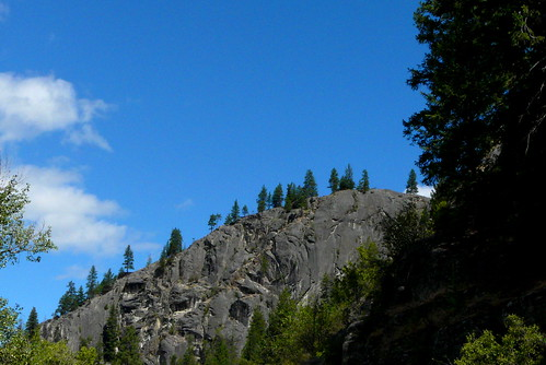 blue trees vacation sky mountain rock pine washington curlew ferrycounty