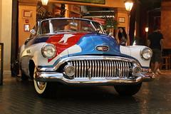 buick roadmaster(0.0), auto show(0.0), full-size car(0.0), automobile(1.0), automotive exterior(1.0), vehicle(1.0), automotive design(1.0), buick super(1.0), antique car(1.0), vintage car(1.0), land vehicle(1.0), luxury vehicle(1.0), motor vehicle(1.0), classic(1.0),