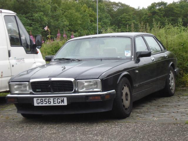 1990 Jaguar XJR 4.0 Sport | Flickr - Photo Sharing!