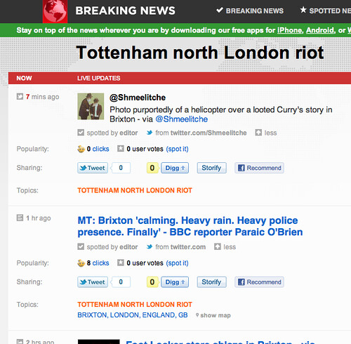 Storify on BreakingNews.com