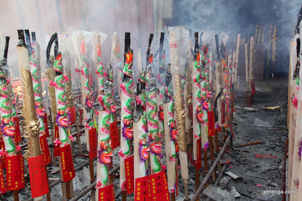 Dragon Joss Sticks