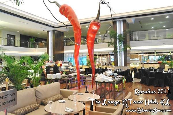 Ramadan buffet - GTower Hotel KL-0