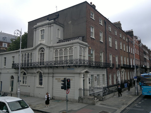 Oscar Wilde's House in Merrion Square