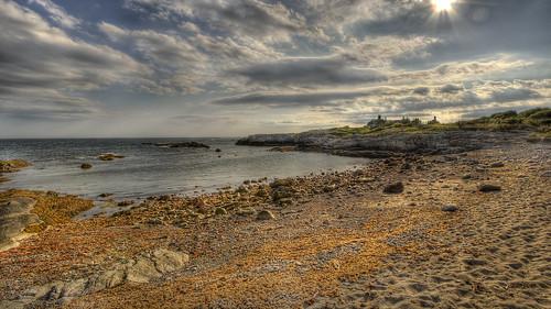 ocean beach rhodeisland newport cliffwalk handheldhdr