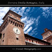 Ferrara city hall (Castello Estense) Italy