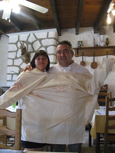 Maryline & Patrick Allard, Malmy, France