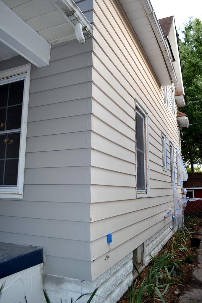 Aluminum siding diy painting aluminum siding - Painting exterior aluminum siding decoration ...