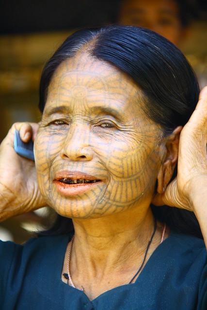 Pon Paung village, 13/03/2011