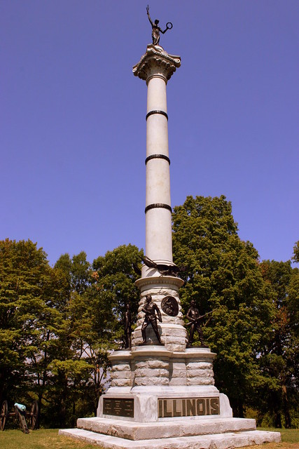 Illinois Monument at Missionary Ridge