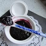 Rezepte mit Blaubeeren: ©Heidelbeer-Fruchtaufstrich