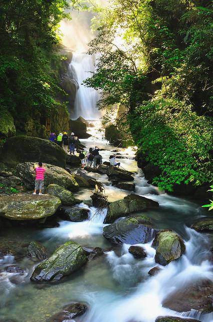 Nei-Dong Waterfall