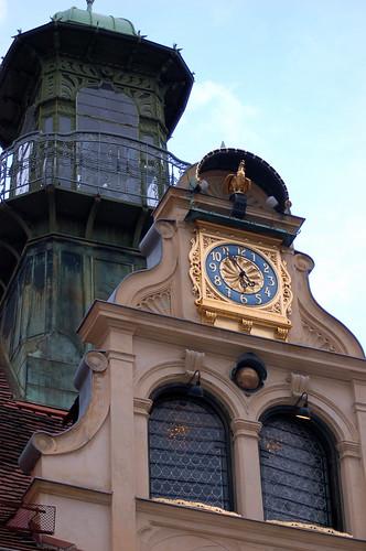 Glockenspielplatz Graz 格拉茨 音樂鐘廣場