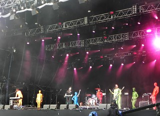 Fight Like Apes at T in the Park 2011