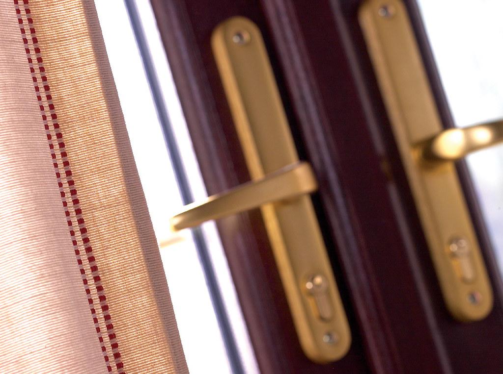 French Door Locking Mechanism : Double glazed doors replacement uvpc