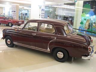 Mercedes-Benz 190 1957