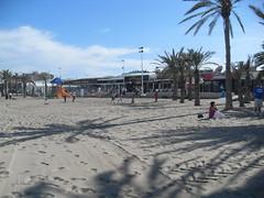 Playa de L'Arenal, Javea