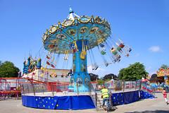 festival(0.0), resort(0.0), water park(0.0), park(0.0), recreation(1.0), outdoor recreation(1.0), leisure(1.0), fair(1.0), carousel(1.0), amusement ride(1.0), amusement park(1.0),