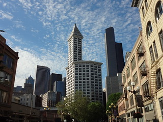 Pioneer Square to Downtown Seattle